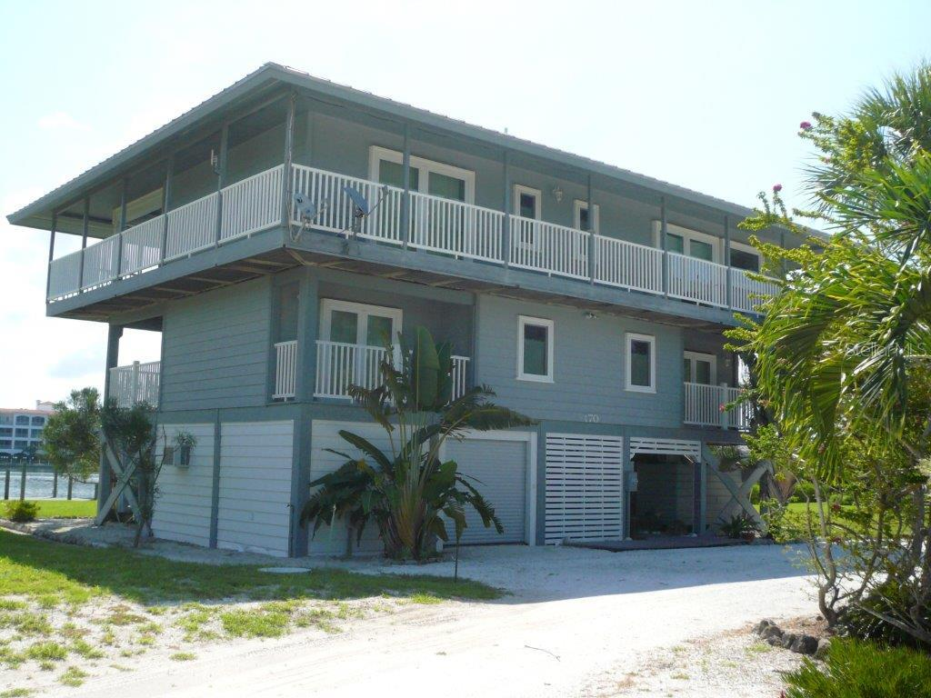 EXTERIOR BACK - Single Family Home for sale at 170 Kettle Harbor Dr, Placida, FL 33946 - MLS Number is D5900606