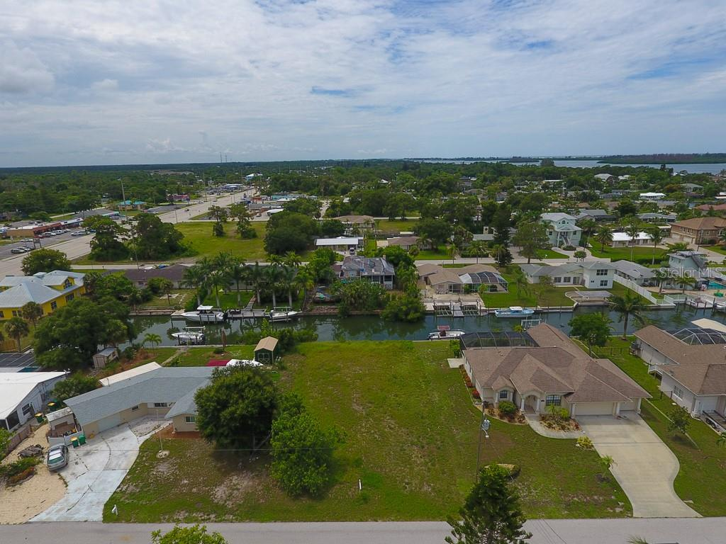 Front - Vacant Land for sale at 0 Michigan Ave, Englewood, FL 34224 - MLS Number is D5912495