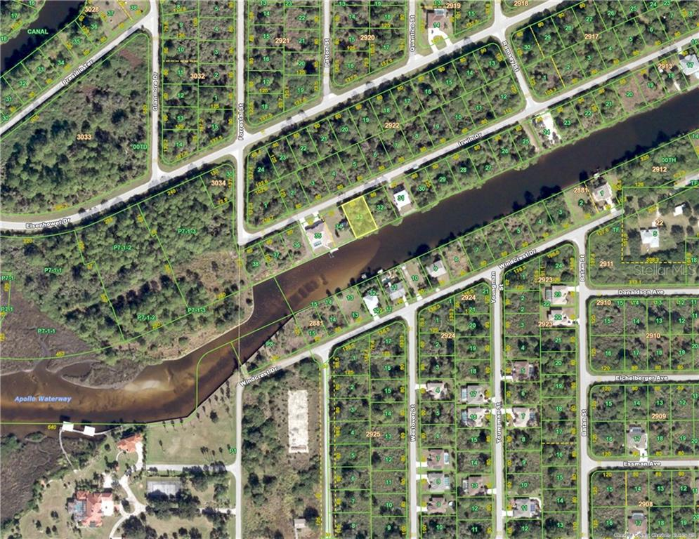 Vacant Land for sale at 13045 Irwin Dr, Port Charlotte, FL 33953 - MLS Number is D5915173