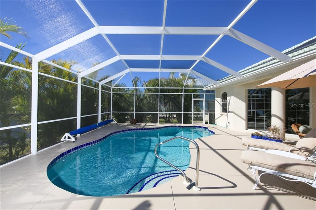 Pool - Single Family Home for sale at 15794 Viscount Cir, Port Charlotte, FL 33981 - MLS Number is D5916496