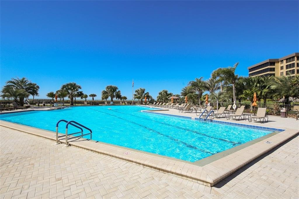 Third Pool Area - Condo for sale at 5760 Midnight Pass Rd #702, Sarasota, FL 34242 - MLS Number is D5916943