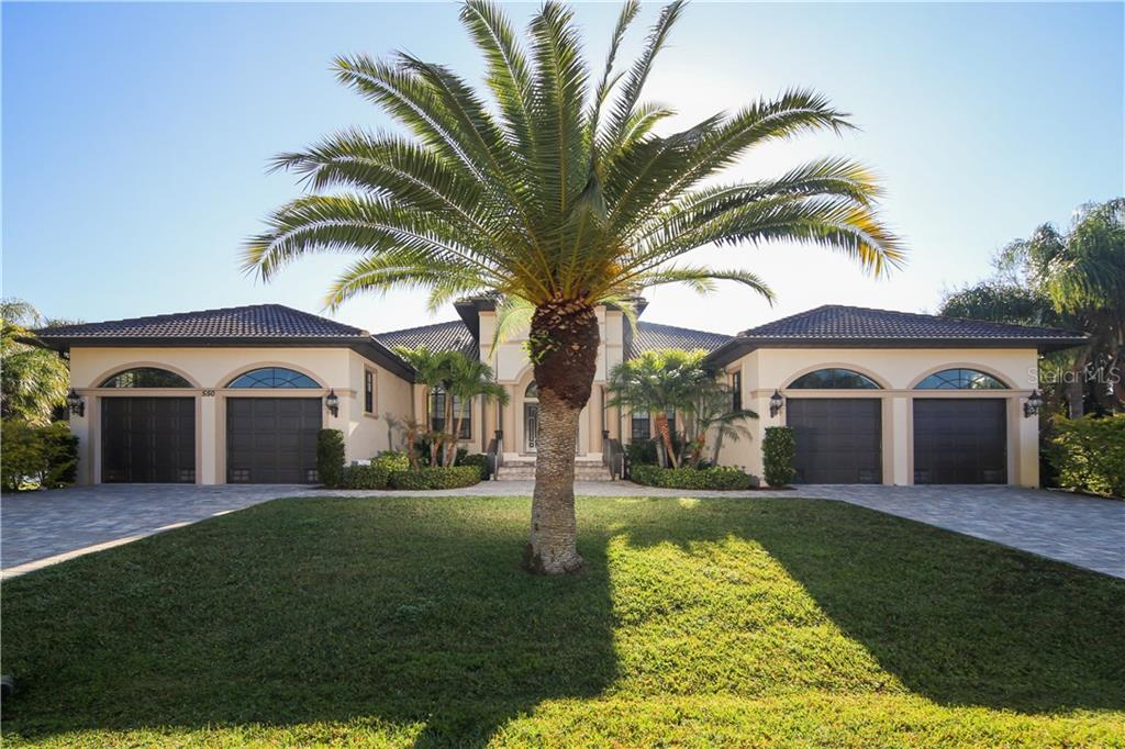 Seller's Disclosure - Single Family Home for sale at 550 Coral Creek Dr, Placida, FL 33946 - MLS Number is D5917129