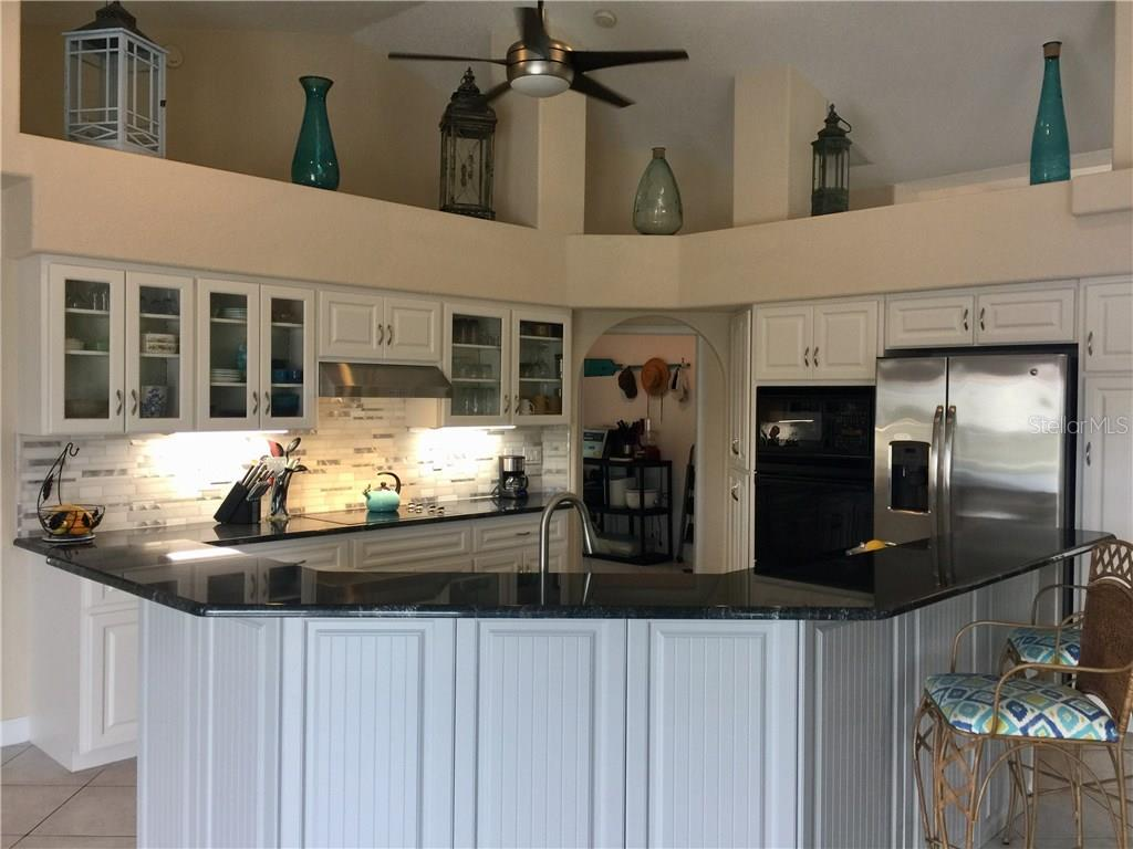 Gorgeous new kitchen! - Single Family Home for sale at 2378 Pappas Ter, Port Charlotte, FL 33981 - MLS Number is D5918441