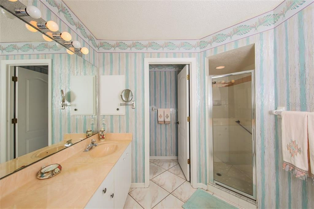 Master Bath - Single Family Home for sale at 1806 Ashley Dr, Venice, FL 34292 - MLS Number is D5918442