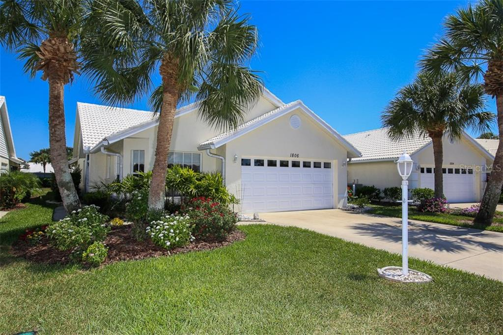 Front - Single Family Home for sale at 1806 Ashley Dr, Venice, FL 34292 - MLS Number is D5918442