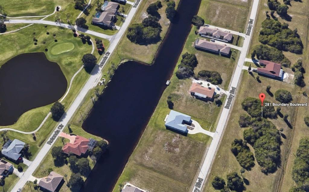 Vacant Land for sale at 281 Boundary Blvd, Rotonda West, FL 33947 - MLS Number is D5919154