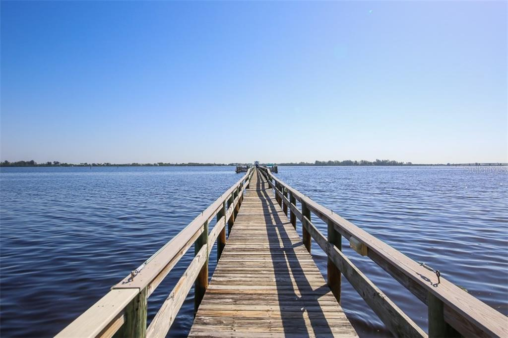 Dock to ferry access - Condo for sale at 9200 Little Gasparilla Is #203, Placida, FL 33946 - MLS Number is D5920072