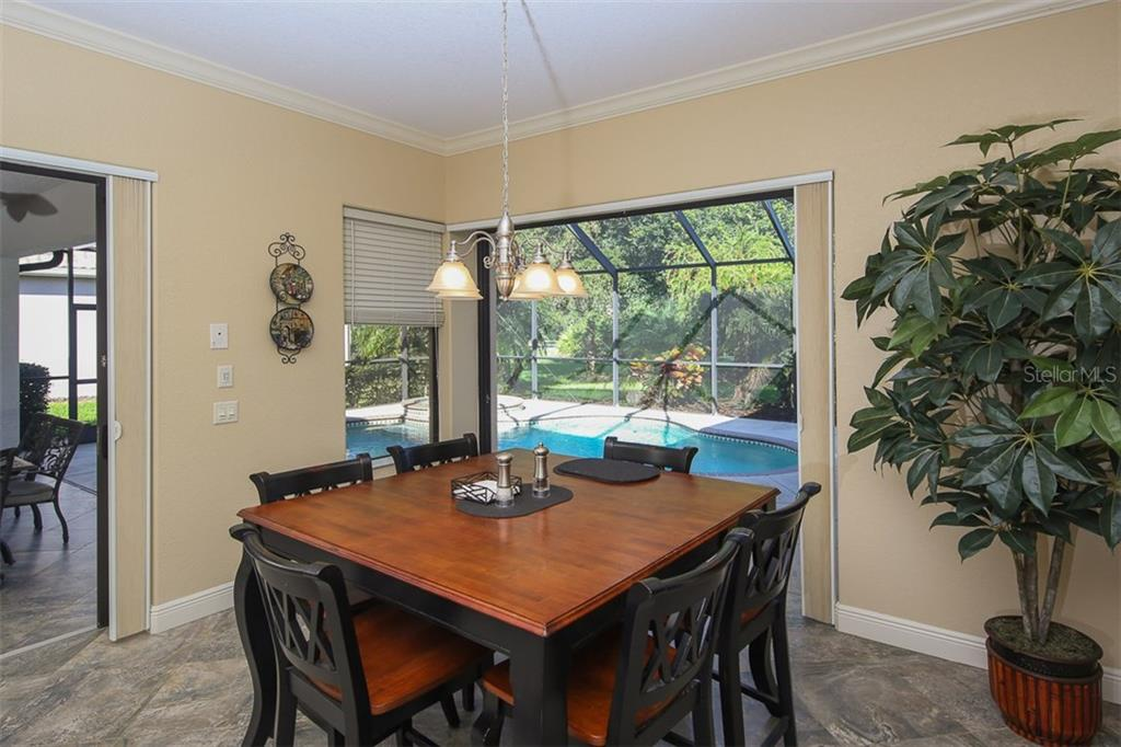 DINING - Single Family Home for sale at 2634 Royal Palm Dr, North Port, FL 34288 - MLS Number is D5920557