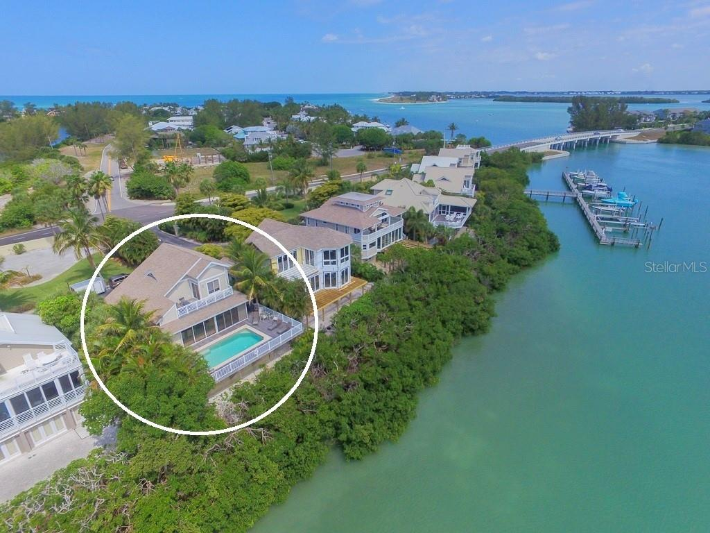 Only 1 of 2 houses with private pool - Single Family Home for sale at 16740 Grande Quay Dr, Boca Grande, FL 33921 - MLS Number is D5920860