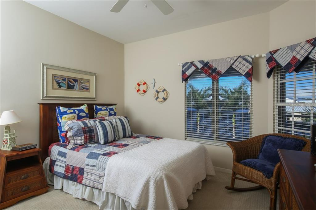 Bedroom # 2 - Condo for sale at 11000 Placida Rd #309, Placida, FL 33946 - MLS Number is D5921681