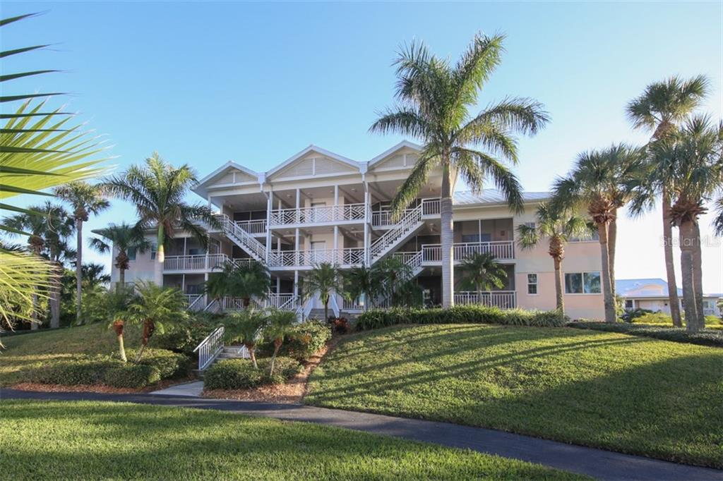 Front - Condo for sale at 11000 Placida Rd #309, Placida, FL 33946 - MLS Number is D5921681