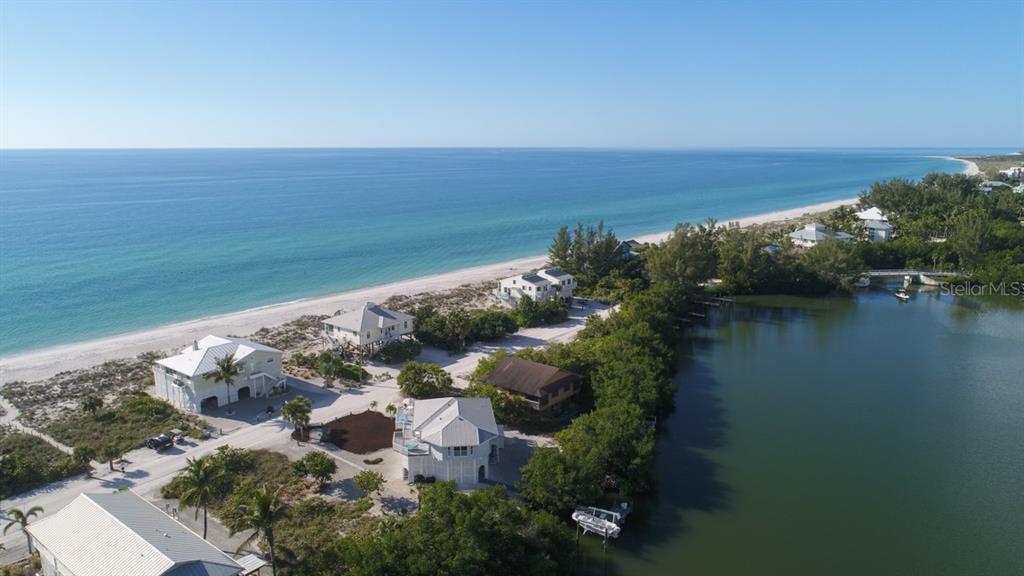 Aerial - Single Family Home for sale at 60 S Gulf Blvd, Placida, FL 33946 - MLS Number is D5921772