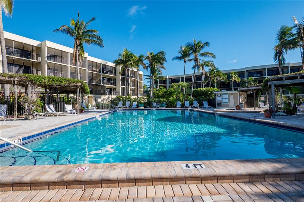 Large pool area - Condo for sale at 5700 Gulf Shores Dr #a-321, Boca Grande, FL 33921 - MLS Number is D5921925