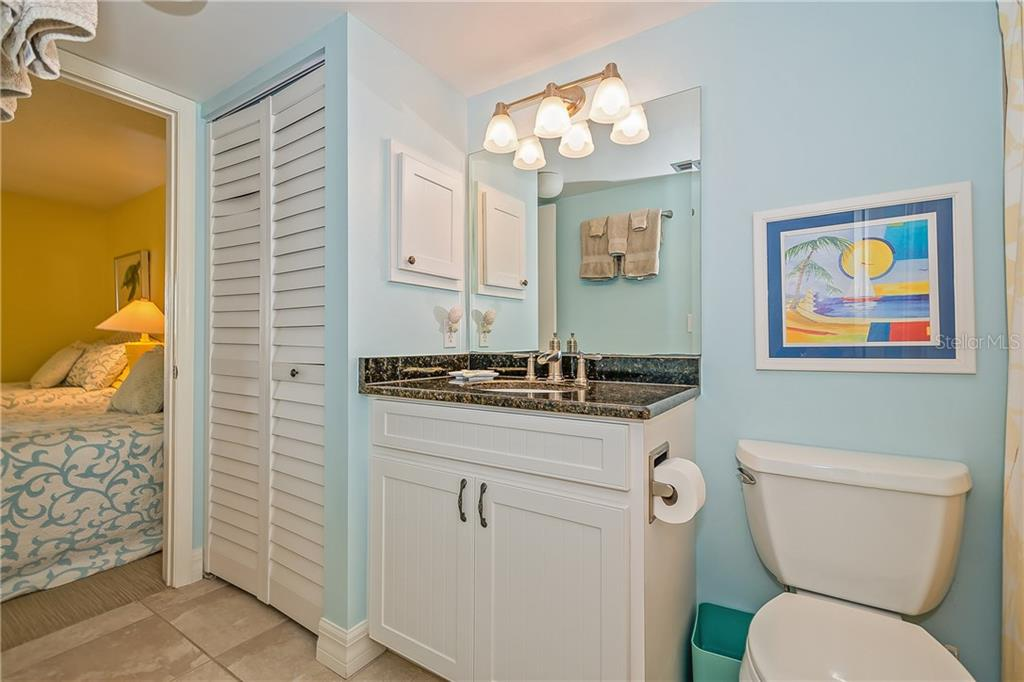GUEST BATHROOM - Condo for sale at 5700 Gulf Shores Dr #a-317, Boca Grande, FL 33921 - MLS Number is D5922412
