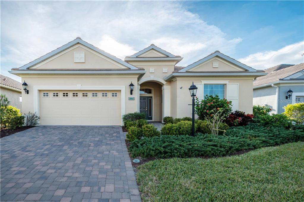 Single Family Home for sale at 10843 Trophy Dr, Englewood, FL 34223 - MLS Number is D5922512