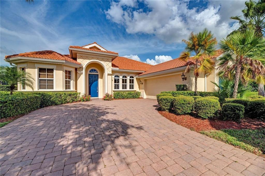 409 Montelluna HOA Disclosure - Single Family Home for sale at 409 Montelluna Drive, North Venice, FL 34275 - MLS Number is D5923522
