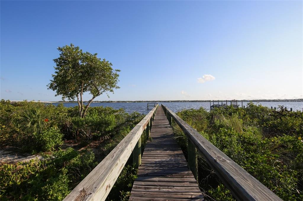 Walkway to Dock - Single Family Home for sale at 14241 River Beach Dr, Port Charlotte, FL 33953 - MLS Number is D5924121