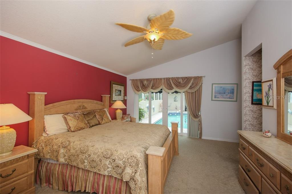Master Bedroom - Single Family Home for sale at 222 Westwind Dr, Placida, FL 33946 - MLS Number is D6100545