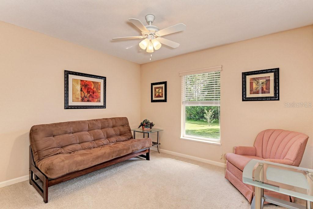 2nd guest bedroom. - Single Family Home for sale at 7256 Holsum St, Englewood, FL 34224 - MLS Number is D6101787