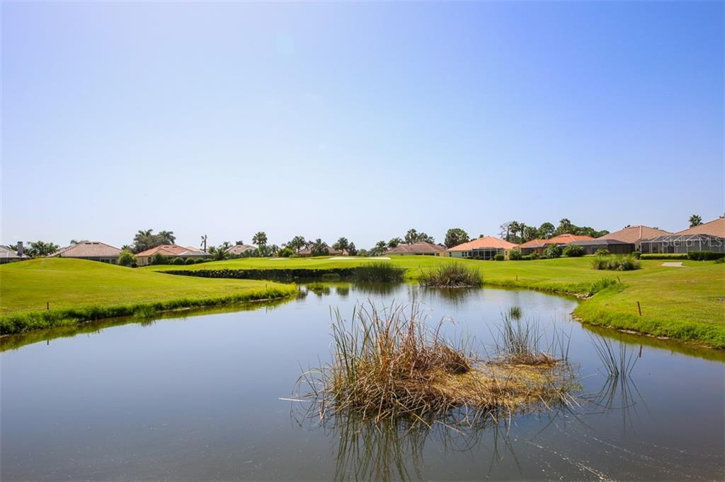 VIEW POND AND GOLF COURSE - Single Family Home for sale at 2924 Phoenix Palm Ter, North Port, FL 34288 - MLS Number is D6101890
