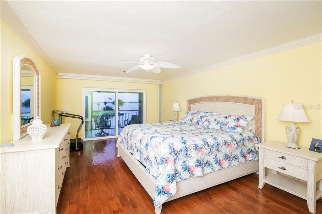 Master Bedroom overlooks Intracoastal & marina - Condo for sale at 11000 Placida Rd #2103, Placida, FL 33946 - MLS Number is D6102674