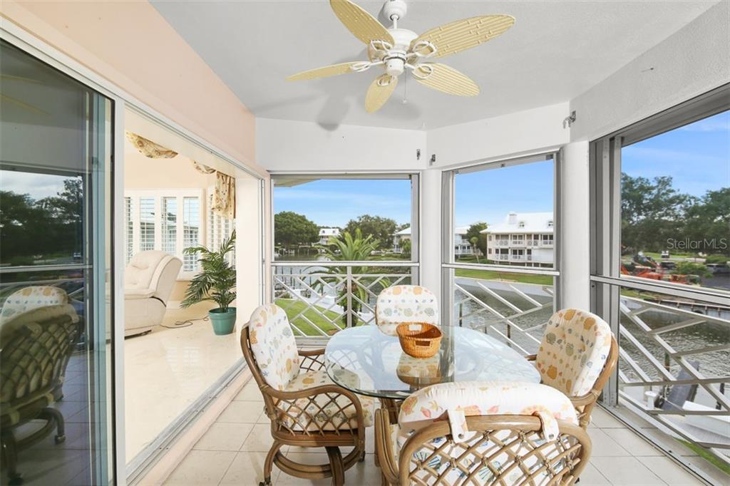 Lanai-watch the dolphins & manatee from your lanai - Condo for sale at 11000 Placida Rd #2103, Placida, FL 33946 - MLS Number is D6102674