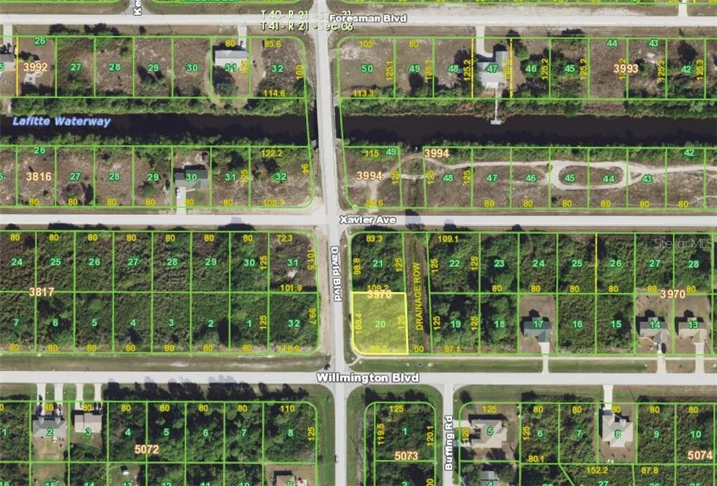 New Attachment - Vacant Land for sale at 12280 Willmington Blvd, Port Charlotte, FL 33981 - MLS Number is D6103379