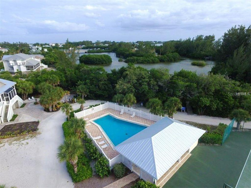 181 N Gulf Blvd. #7 - Community Pool - Vacant Land for sale at 181 N Gulf Blvd #7, Placida, FL 33946 - MLS Number is D6105490