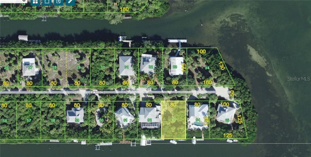 Vacant Land for sale at 84 Palm Dr, Placida, FL 33946 - MLS Number is D6106015