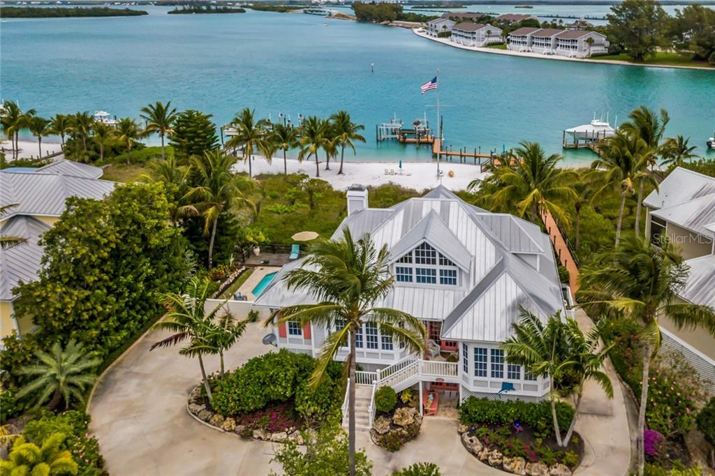 Coastal Construction Control Line - Single Family Home for sale at 9850 Nw Gasparilla Pass Blvd, Boca Grande, FL 33921 - MLS Number is D6106364