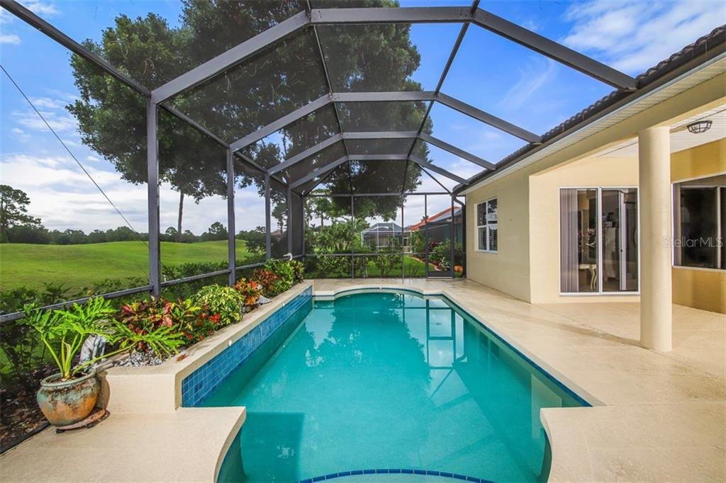 POOL - Single Family Home for sale at 2373 Silver Palm Rd, North Port, FL 34288 - MLS Number is D6107376