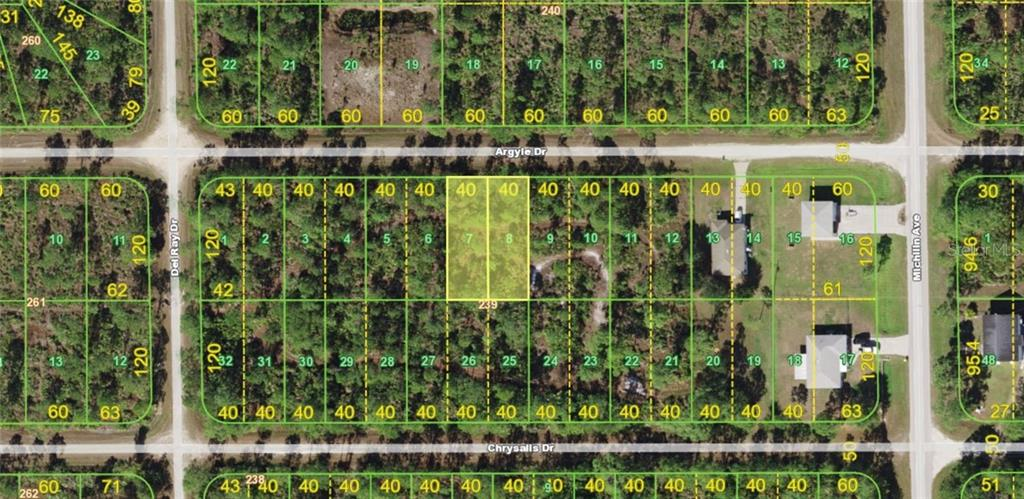 New Attachment - Vacant Land for sale at 27471 & 27475 Argyle Dr, Punta Gorda, FL 33955 - MLS Number is D6107721
