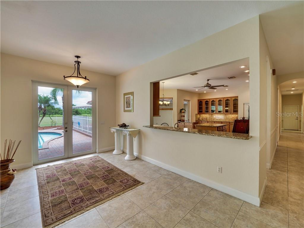 Entryway - Single Family Home for sale at 13283 Eisenhower Dr, Port Charlotte, FL 33953 - MLS Number is D6107998