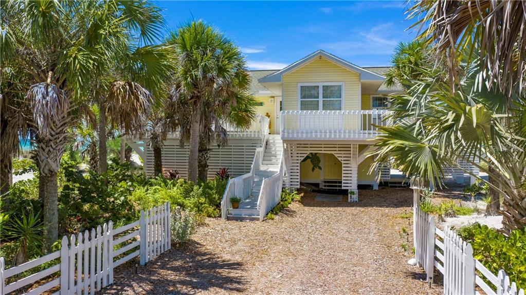 Tropical Gardens on Both Sides - Single Family Home for sale at 8 Adele Way, Placida, FL 33946 - MLS Number is D6108747