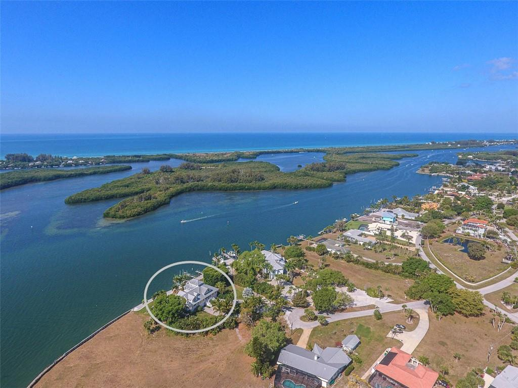 DEEPWATER HOME ON THE ICW WITH QUICK ACCESS TO THE GULF OF MEXICO! - Single Family Home for sale at 500 Anchor Row, Placida, FL 33946 - MLS Number is D6111649