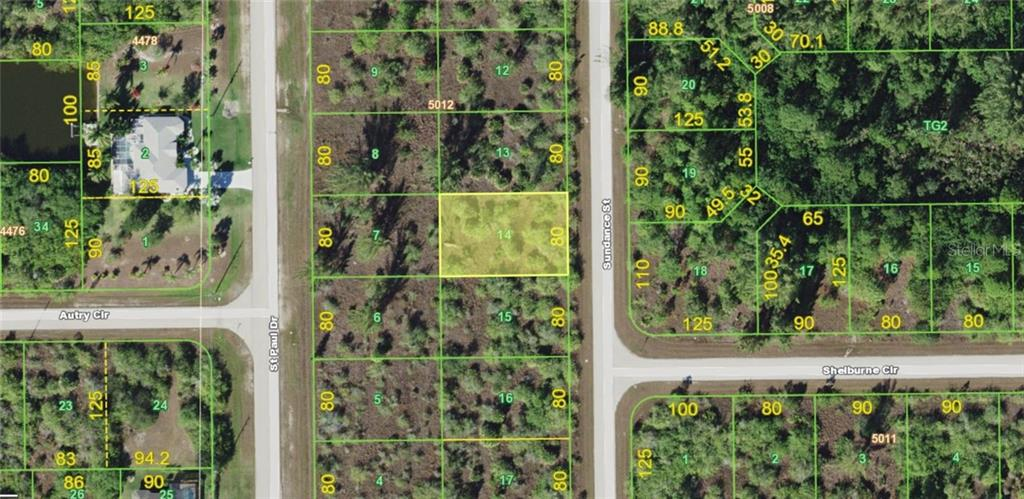 New Attachment - Vacant Land for sale at 9433 Sundance St, Port Charlotte, FL 33981 - MLS Number is D6111790