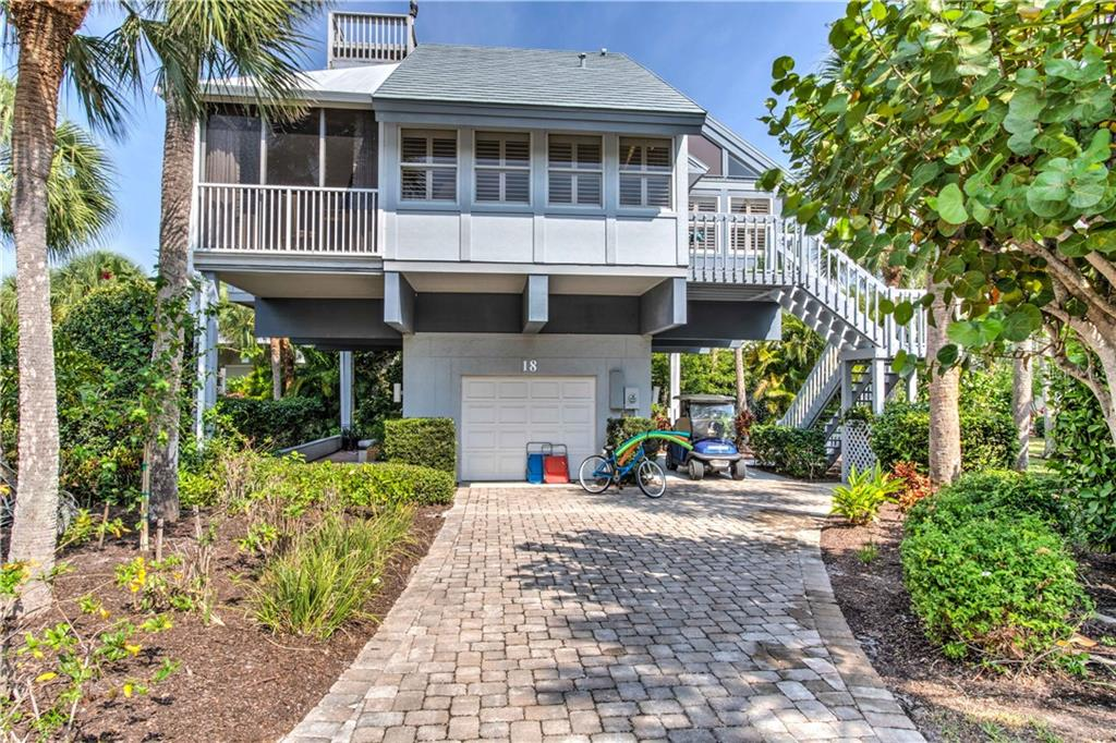 Condo Rider - Single Family Home for sale at 5000 Gasparilla Rd #Vh18, Boca Grande, FL 33921 - MLS Number is D6111843