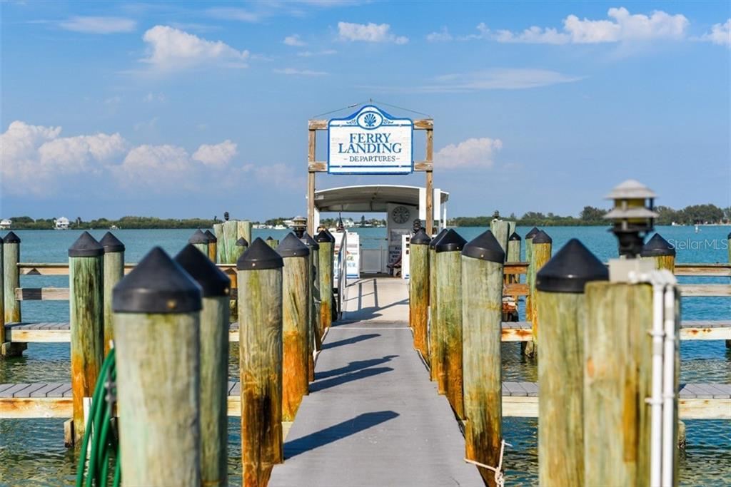 Ferry pick-up & drop-off on Little Gasparilla Island - Condo for sale at 11000 Placida Rd #2501, Placida, FL 33946 - MLS Number is D6112229