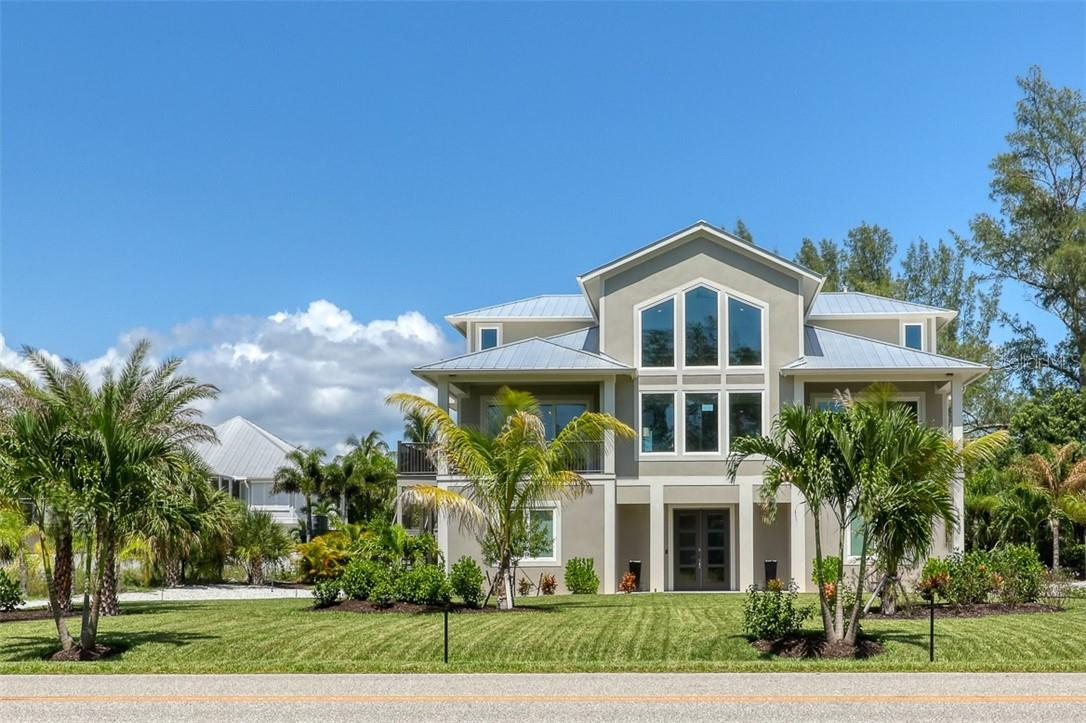 Street view of Home - Single Family Home for sale at 16070 Gulf Shores Dr, Boca Grande, FL 33921 - MLS Number is D6112557
