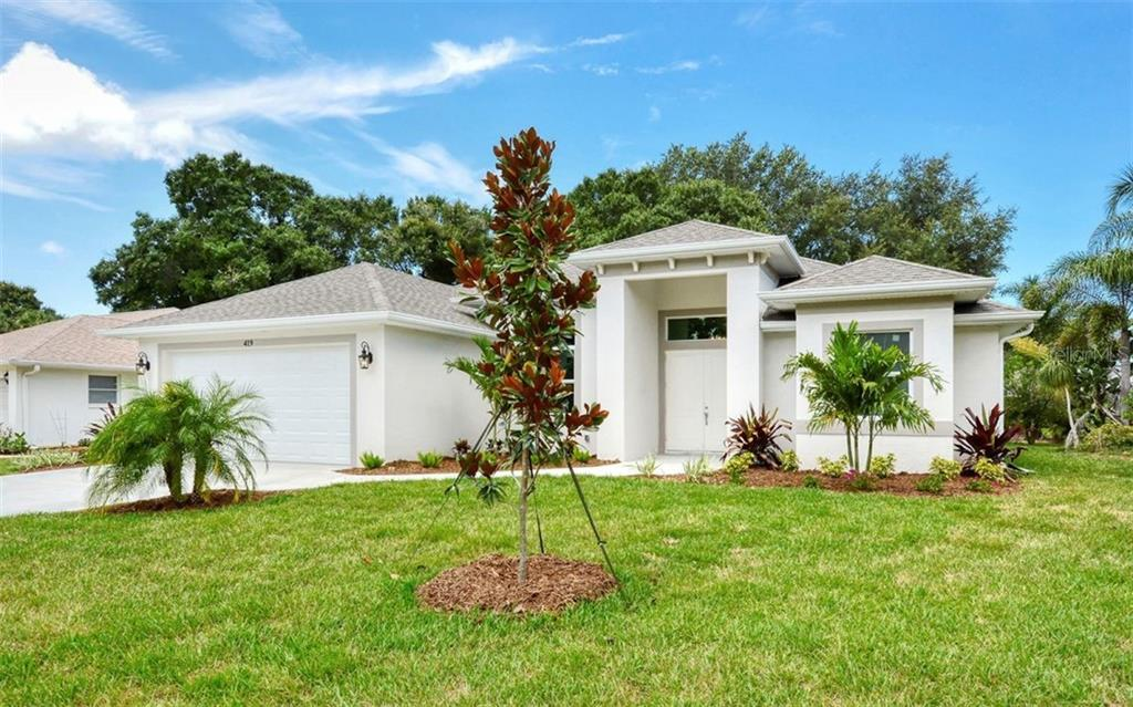 Home Owner's Association Disclosure - Single Family Home for sale at 419 Lake Of The Woods Dr, Venice, FL 34293 - MLS Number is D6112753