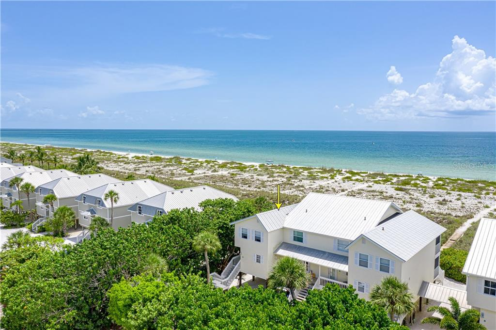Townhouse for sale at 460 Gulf Blvd #10, Boca Grande, FL 33921 - MLS Number is D6112821