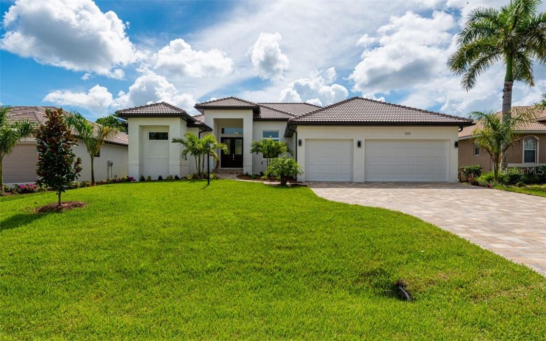 Single Family Home for sale at 232 Arlington Dr, Placida, FL 33946 - MLS Number is D6113522