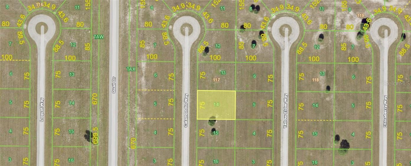 Vacant Land for sale at 28 Calamondin Way, Placida, FL 33946 - MLS Number is D6113988