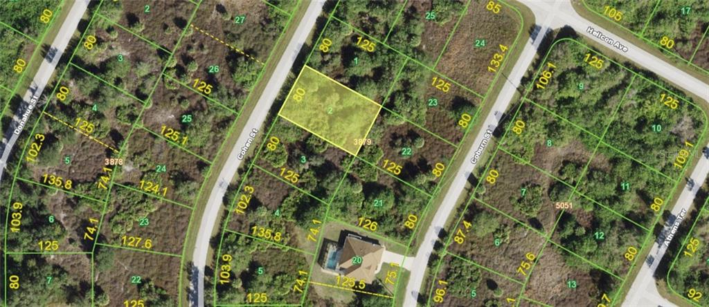 Vacant Land for sale at 7290 Cohen St, Port Charlotte, FL 33981 - MLS Number is D6113995