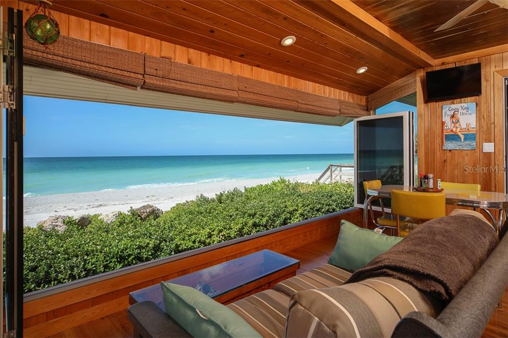 Sit back & Relax as you listen to the sound of the waves breaking on the beach!! - Single Family Home for sale at 4074 N Beach Rd #Ctg4, Englewood, FL 34223 - MLS Number is D6114111