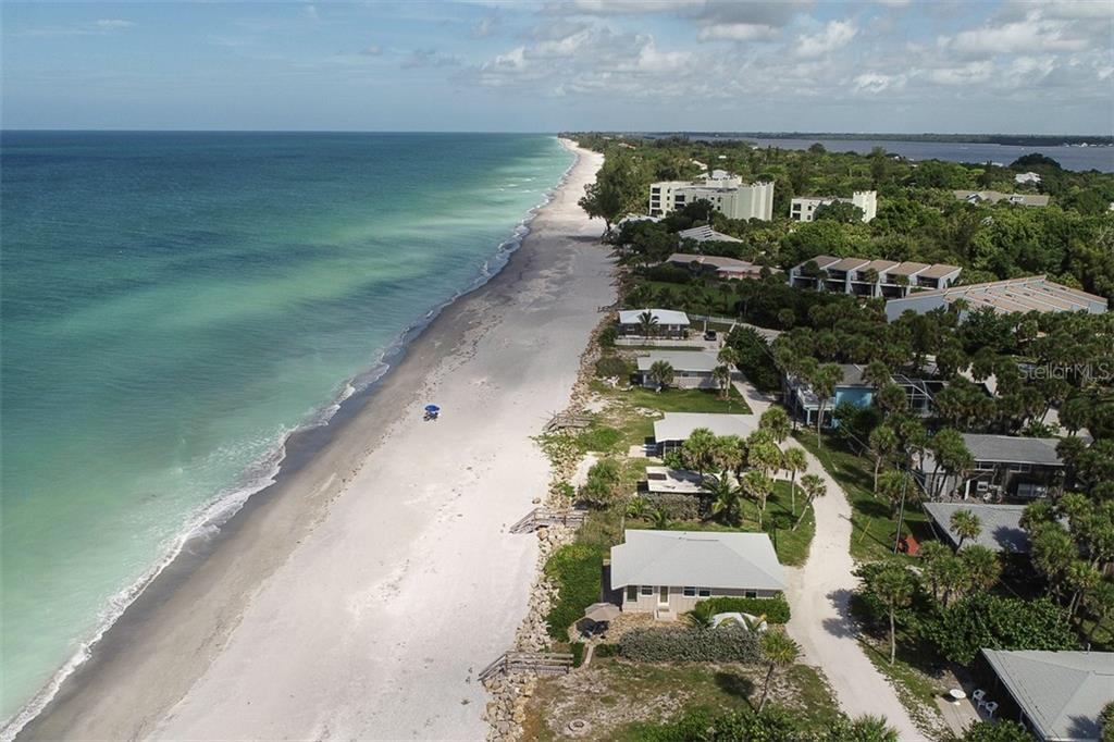 BEACH, BEACH & more BEACH!!!! - Single Family Home for sale at 4074 N Beach Rd #Ctg4, Englewood, FL 34223 - MLS Number is D6114111