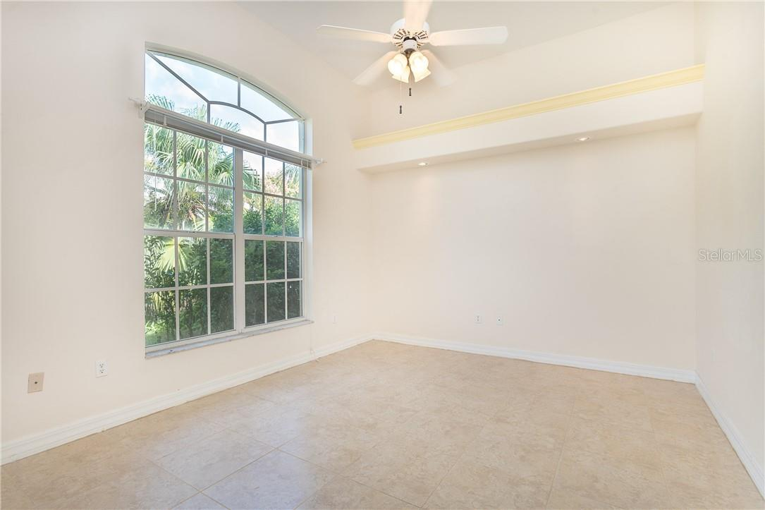 3rd Bedroom - Single Family Home for sale at 18 Saint Croix Way, Englewood, FL 34223 - MLS Number is D6114880