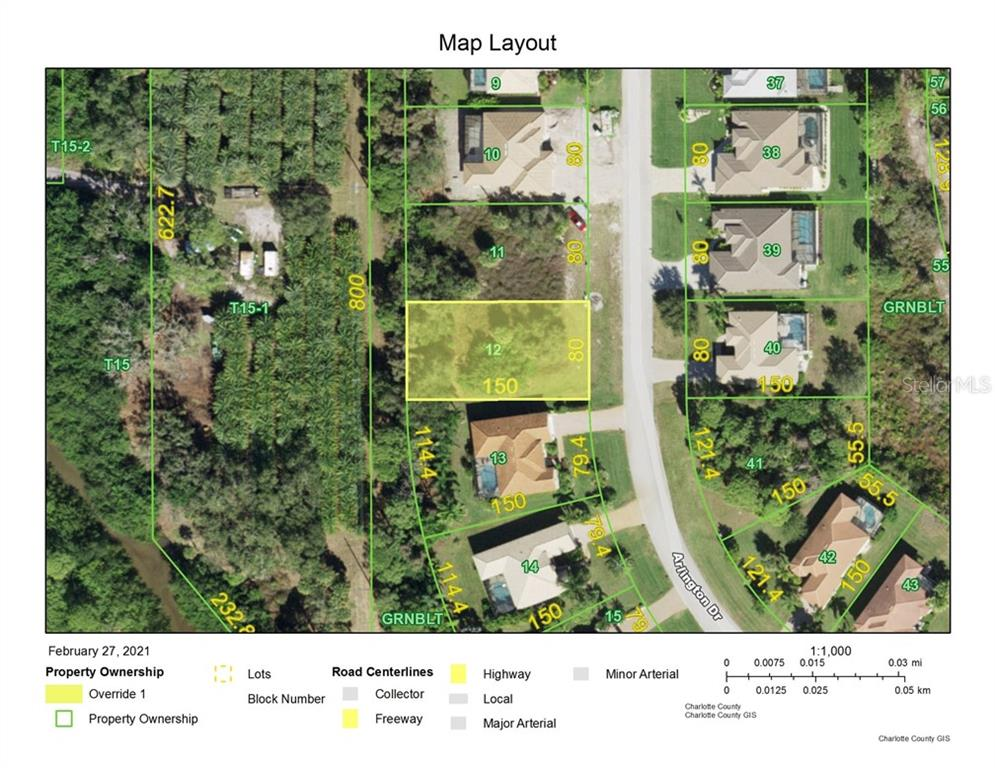 Vacant Land for sale at 232 Arlington Dr, Placida, FL 33946 - MLS Number is D6116648