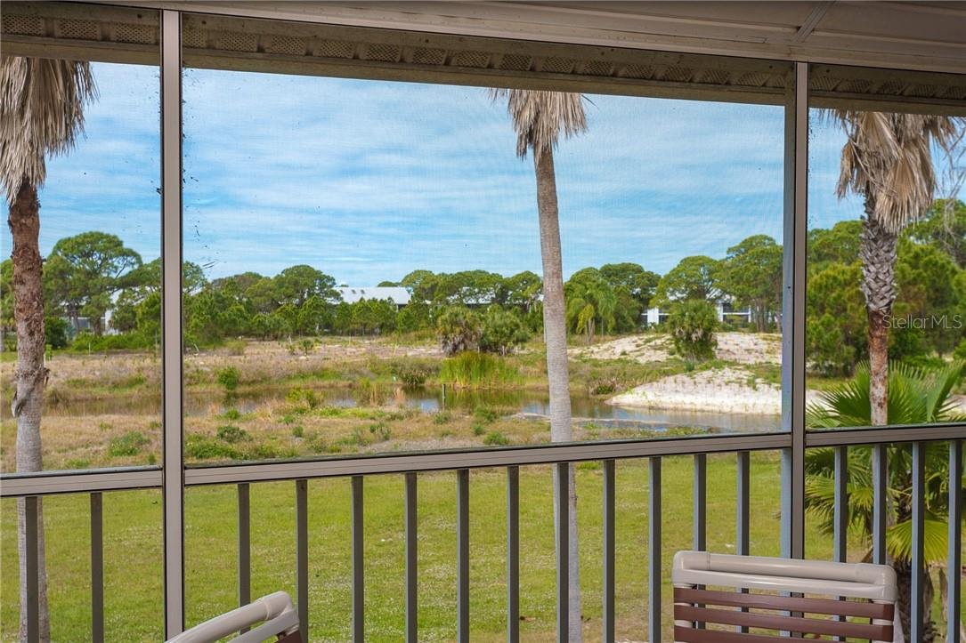 Wildflower Preserve is directly behind you - Condo for sale at 6610 Gasparilla Pines Blvd #229, Englewood, FL 34224 - MLS Number is D6117434