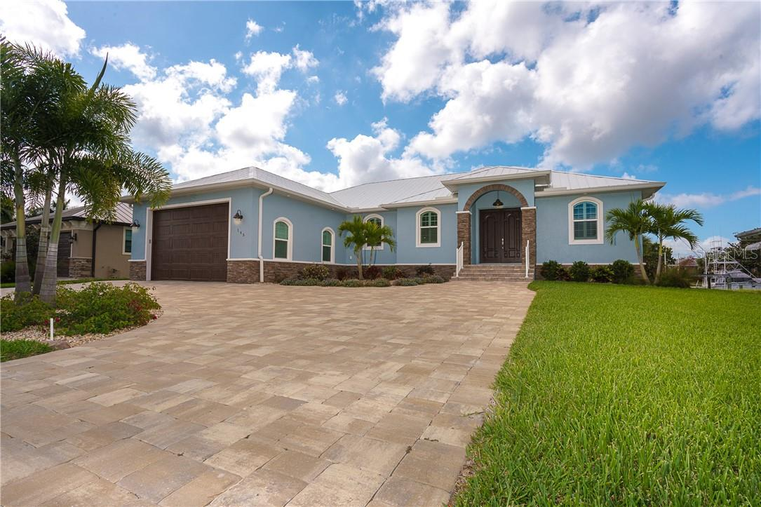 Fully furnished and move in ready! - Single Family Home for sale at 145 Leland St Se, Port Charlotte, FL 33952 - MLS Number is D6117438